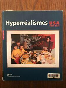 Hyperréalismes : USA 1965-1975 - Hazan