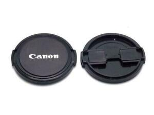 Canon 58mm Camera Snap-On Lens Cap Rebel EOS FAST SHIP! E21