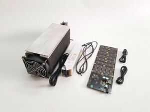 USED Gridseed Miner Litecoin Scrypt Blade ASIC Mining Machine+100W Power Supply