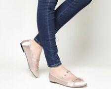 Zapatos planos de mujer manoletinas color principal rosa