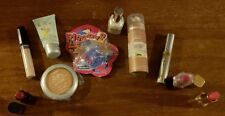 LOT OF 10 ASSORTED MAKE UP-LIPBALM,NYC,PURE ICE,MAYBELLINE,RIMMEL,L'OREAL&REVLON