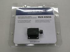 Alpine sub knob for amplifier MRX-M50 MRX-M55 MRX-V60 MRX-V70 MRX-M110 MRX-M240