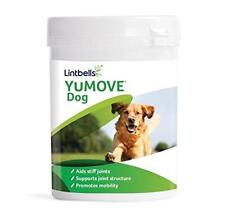 Lintbells Yumove Dog Joint Supplement Omega 3 for Stiff Older Dogs 300 Tablets