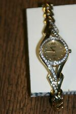 Seiko Ladies Swarovski Solar Powered Watch