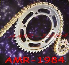 EK357 Catena Corona Pignone PBR Ducati Monster 600 Dark 00/02  Kit Trasmissione