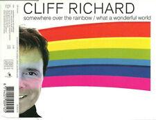 CLIFF RICHARD - Somewhere over the rainbow 3TR ENHANCED CDM 2001 incl VIDEO
