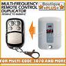 Compatible Remote for Linear Multi-Code 3070 MultiCode 307010 MCS307010