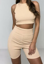 Missguided Cycling Shorts Bnwt Size 8