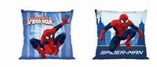 Marvel Spiderman Kissenbezug -  40x40 Kissenhülle, Deko Kissen, Bezug, Hülle