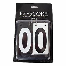 EZ SCORE SCOREKEEPER TENNIS COURT EQUIPMENT NEW WITH CASE (6 GAME SET)