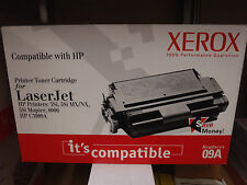 C3909A Black Toner Cartridge Xerox Compatible 6R906