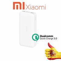 POWERBANK 20000mAH QC 3,0 Teléfono para Iphone Xiaomi Samsug Huawei LG Sony HTC