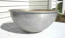 "Vintage 10"" Aluminum Mixing Bowl"