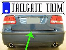 Saab 9-3 93 2003-2007 08 09 2010-2012 Chrome Tailgate Trunk Trim Molding (Fits: Saab)