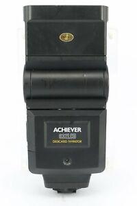 ACHIEVER 632LCD Dedicated Thyristor Speedlight Flash for Film Camera - Profes...