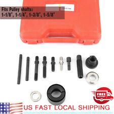 13x Power Steering Pump Remover Alternator AC Pulley Puller Installer Tool Kits