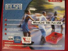 ======>    ELSA MicroLink 56k Fun USB    <======