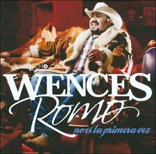 Wences Romo : No Es La Primera Vez CD