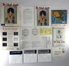 RARE Magic Candle Volume 1 (Tandy/IBM/PC 1991) 100% COMPLETE BIG BOX 5.25 Floppy