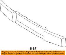 FORD OEM 15-17 F-150 Front Bumper-Trim Panel FL3Z17E810AA NO LICENSE BRACKET