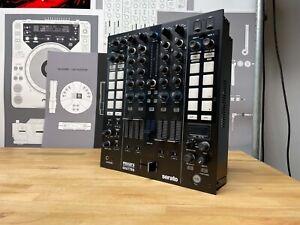 Mixars Quattro four channel mixer for Serato DJ Pro