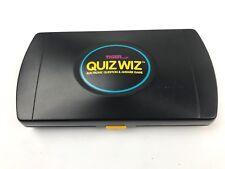 Tiger Quiz Wiz Electronic Question & TV Trivia Game EUC  S2