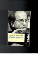 Gidon Kremer - Kindheitssplitter - 1997