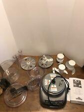 KitchenAid R-KFP0922cu Food Processor W/Mini-Bowl 9 Cup Contour Silver 1 Flaw