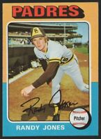 1975 TOPPS #248 RANDY JONES – EX-MT (6)