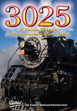 3025 A Chinese Mikado in the Connecticut River Valley DVD NEW PENTREX Train