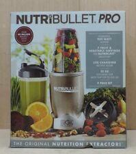NutriBullet Pro NB9-0901 900 Watt 1-Speed Blender/Mixer 9PC. Set