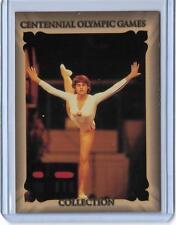 (100) 1996 CENTENNIAL OLYMPIC NADIA COMANECI GYMNASTICS CARD #22 LOT
