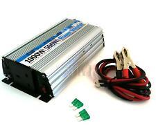 12v 500W Battery to Mains Power Inverter Mobile home camping Car Van 1000W Peak