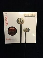 New Beats by Dr Dre Urbeats Special Edition Alexander Wang In Ear Earphones
