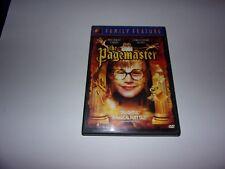 The Pagemaster (DVD, Widescreen) 2002  Macaulay Culkin