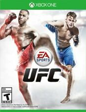 UFC (XBOX ONE) * NEW * Free Shipping