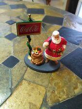 Dept 56 A Coke For Santa
