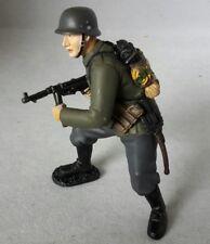Deutscher Soldat Wehrmachts Figur Offizier östliche Front / Sommer 1942