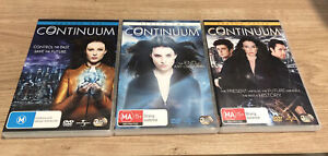 Continuum : Series 1, 2 & 3 (DVD) Region 4