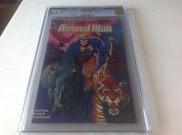 ANIMAL MAN 1 CGC 9.6 WHITE PGS KEY FIRST ISSUE BRIAN BOLLAND DC COMICS