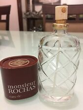 Monsieur Rochas 25oz  For Men Eau de Cologne Spray  Rare Empty