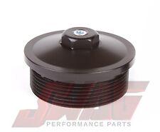 03-07 Ford 6.0 6.0L Powerstroke Diesel Truck Billet Fuel Filter Cap Top Engine