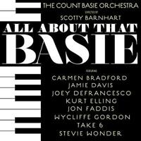 The Count Basie Orchestra - All About That Basie (NEW CD)