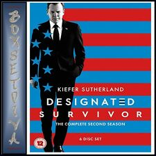 Designated Survivor -the Complete Second Season DVD 2018