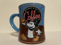 MICKEY MOUSE COFFEE DISNEY BLEND CUP/ MUG REALLY SWELL THEME PERK PARK EXC
