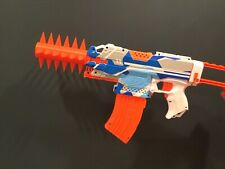 Tactical SPIKED Barrel Twist On Extension Attachment For Dart Blaster