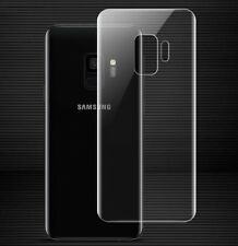 2 Clear LCD Samsung Galaxy S9 Back Screen Protector Film Saver For Mobile Phone