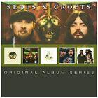 SEALS AND CROFTS ORIGINAL ALBUM SERIES 5 CD NEW