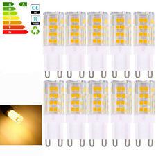 10x G9 LED Bulb 8W 2835 SMD LED Energy Saving Light Super Bright Warm White 220V