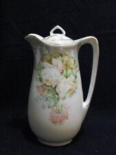 Vintage PM Bavaria PORZELLANFABRIK MOSCHENDORF Porcelain Coffee pot